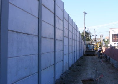 CVS Retaining Wall